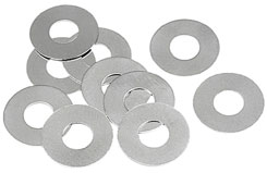 Washer 4x10x0.15mm (10pc) - 101392