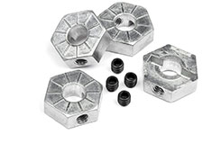 Locking Hex Wheel Hub 12mm (4pc) - 103362