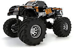 Wheely King 1/12 4WD Monster Truck - 106173