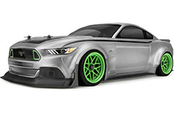 Mustang 2015 RTR Spec 5 Paintd Body - 116533