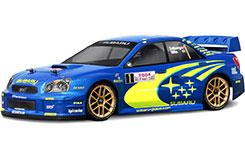 Impreza WRC2004 Monte Carlo Body - 17205