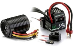 Brushless Combo 1/10th - 2120001