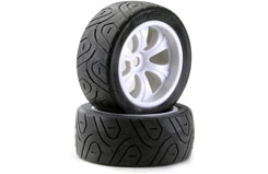 1/8th On-road Wheels & Tyres (Pr) - 214000037