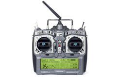 Hitec Aurora 9X Transmitter 2.4GHz - 2210460