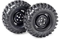 Crawler Wheels & Tyres 96mm (Pr) - 2500031