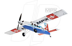RR Pilatus PC-6 Blue Brushless Mtr - 25264290