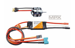 MPX Power Set Easystar II 332622 - 25332622