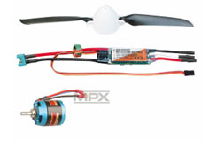 MPX Power Set Solius - 25332660