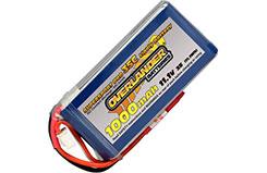 1000mAh 3S 11.1v 30C Li-Po Battery - 2561