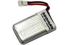 500mAh 1S 3.7v 25C Li-Po Battery - 2808