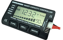 Digital Battery Capacity Checker - 3028