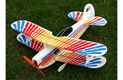 Techone Mini Eagle Biplane - 401517