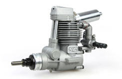SC52FS Aero R/C Ring Engine (MKII) - 4480530
