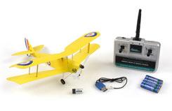ARES Tiger Moth RTF 2.4GHz (Mode 2) - 4499265