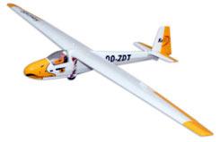 Seagull Ka8B Glider 3Mt - 5500084