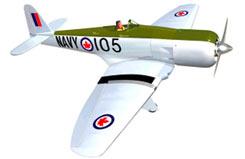 Seagull Sea Fury (90-120 Size) - 5500174