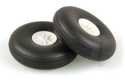 JP 3.0inch White Wheels - 5507115