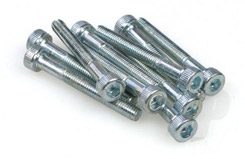 M3 x 25 Socket Cap Bolt (10pcs) - 5507768