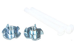 M4 Wingfix Wingbolt & T Nut (2pc) - 5507995