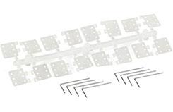 SL70 Pin Hinge Nylon (8 x 10) - 5509620