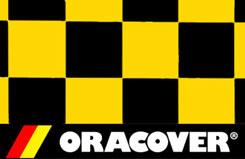 2Mtr Oracover Sm Cheq Yel/Black - 5523777
