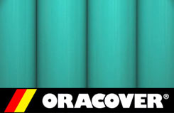 2Mtr Oracover Turquoise - 5524017