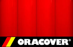 2Mtr Oracover Fluor Red (2 - 5524021