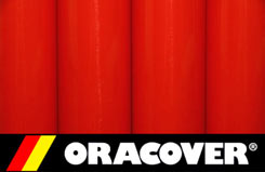 2Mtr Oracover Bright Red (2 - 5524022