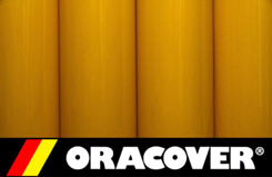 2Mtr Oracover Cub Yellow - 5524030
