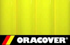 2Mtr Oracover Fluor Yellow (3 - 5524031