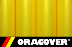 2Mtr Oracover Pearl Yellow - 5524036