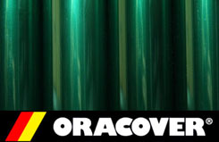 2Mtr Oracover Trans Green (4 - 5524049