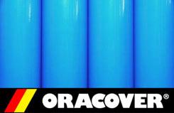 2Mtr Oracover Fluor Blue (5 - 5524051