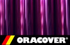 2Mtr Oracover Trans Purple - 5524058