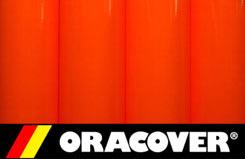 2Mtr Oracover Fluor Orange (6 - 5524064