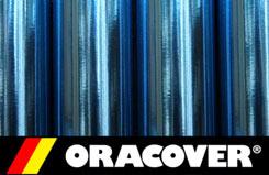 2Mtr Oracover Chrome Blue (9 - 5524097