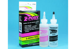 5 Min. Epoxy Glue 8oz - 5525780