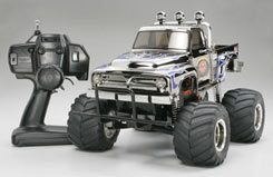 Tamiya 1/12 XB Midnight Pumpkin - 57752
