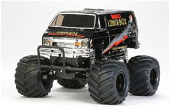 Tamiya 1/12 XB Lunchbox Black - 57849