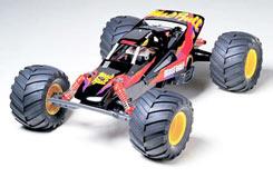 Tamiya 1/10 Mad Bull 2WD EP - 58205