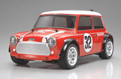 Tamiya 1/10 Mini Cooper Racing - 58438