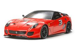 Tamiya Ferrari 599XX (TA-06) - 58506