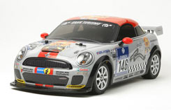Tamiya 1/10 Mini JCW Coupe Kit - 58520