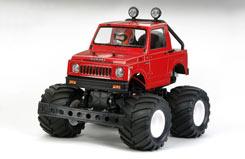 Tamiya 1/12 Suzuki Jimney Wheelie - 58531