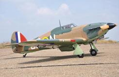 B.Horse Hawker Hurricane 1 ARTF - a-bh108