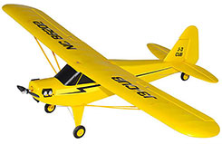 J3-Cub Brushless RTF 2.4GHz - a-js-6202-2-4