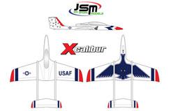 JSM Xcalibur (Thunderbirds) - a-jsm001-t