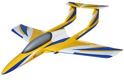JSM Xcalibur (Yellow Sport Scheme) - a-jsm001-y