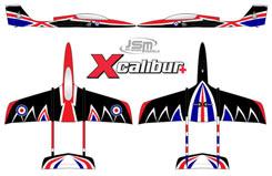 JSM Xcalibur+ (RAF Package) - a-jsm002-rpack