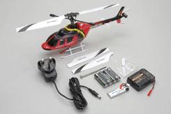 N.E S.Pro Bell 206 FTR(Red) - a-ne328bftrr